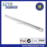 Electronic and magentical ballast compatible factory price led tube light t8 & 4ft led tube light fixture & t8 led tube light
