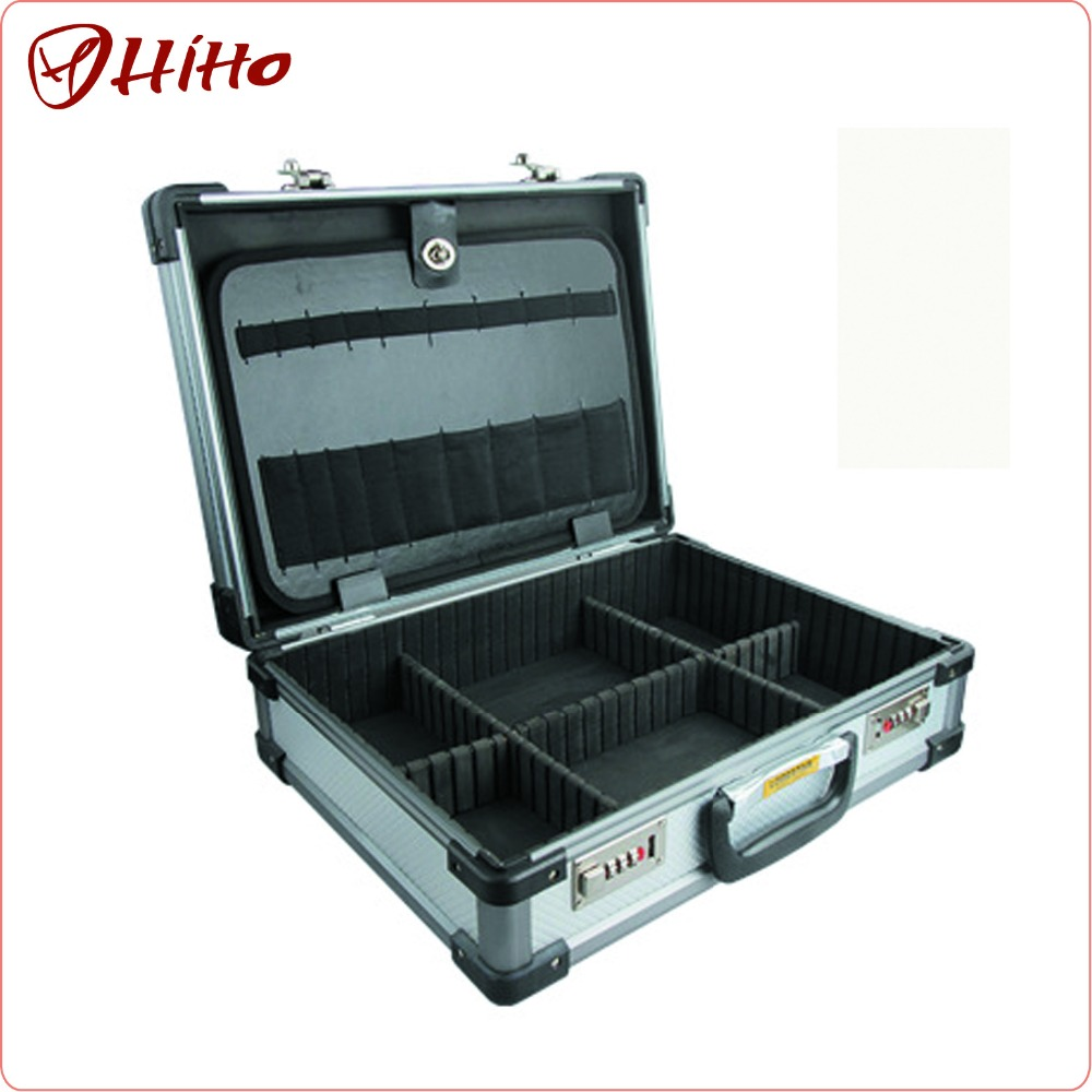 Customized Aluminum Carrying Hairdresser Barber Tool Case Box
