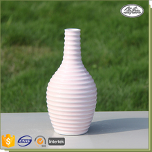 Hot sales wholesale 10*10*20CM ceramic flower vase home decorative
