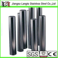 Hot selling 2B finish welded stainless steel pipe 316l for kitchen material