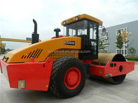 removable bump wheel self-propelled vibratory road roller /20tons roller