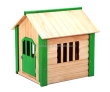 Vogasang Supplying FSC Pet House Wooden Dog Houses