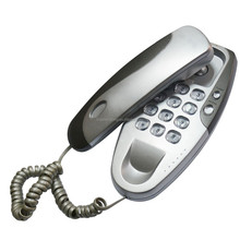 Wall Mount Trimline Wired Telephone with Cheap Price