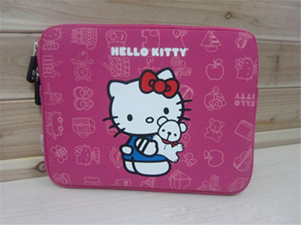 Free Simple Shockproof cute laptop bag