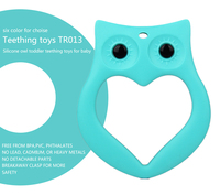 korean summer children clothing set/baby teething toys