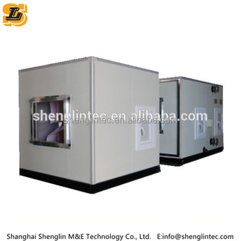medical and pharmaceutical industry air handling unit