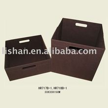 non woven clothes storage box