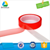 double sided PET tape for wig toupee mounting of ABS plastic parts in the car industry mounting of rubber EPDM profiles