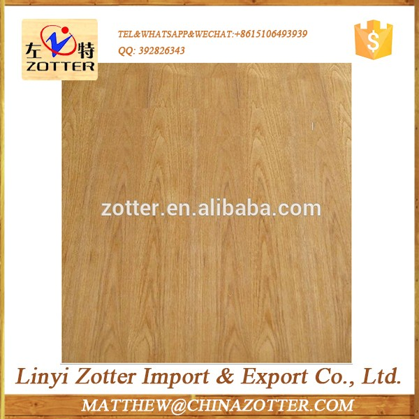 High Quality Linyi Red Meranti Packing Plywood