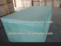 high density wholesale moisture resistant melamine MDF board