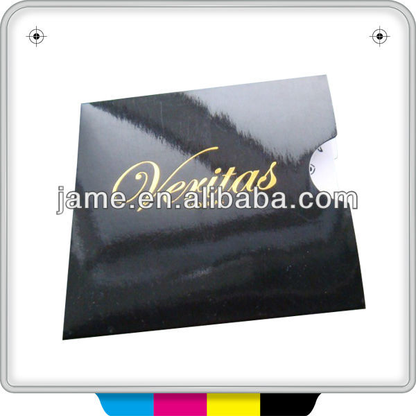 Guangzhou economic and shiny envelops printing from famous company
