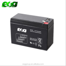 12V 9ah rechargeable storage maintenance free AGM battery