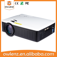 Owlenz LED Mini LCD Home Theater Full HD Movie Video Multimedia Projector Better Than UNIC UC Projector