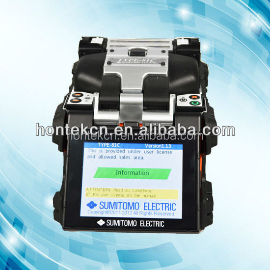 Sumitomo Type-81C/Z1C fusion splicing machine/fusion splicer price