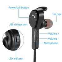 Low price china mobile accessories shenzhen factory wireless bluetooth headset patent design headphone