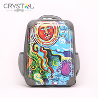 2014 100% Pure PC and Nylon School bag & Backpack with Customization Fashion Design and Personalization Colorful High Quality