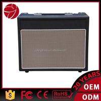 High fidelity china vintage tube guitar amplifer 15W into 8 ohms speaker AT-15