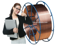 Copper Coated Mild Steel Welding Wire/Copper Alloy Material Co2 Gas Shielded Weilding Wire /Er70s-6 Welding Material