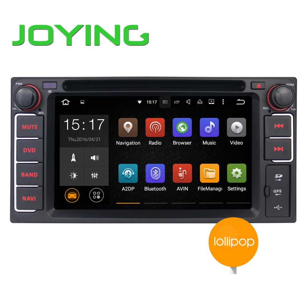 2016 Factory price car stereo android for Toyota Universal gps navigation car multimedia player support,ipod,stereo,radio,usb,BT