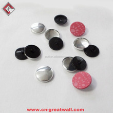 Round Cover Button, Fabric Button Cover