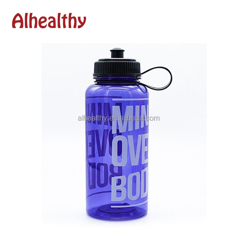 Wholesale BPA Free cheap plastic Sports Water Bottle