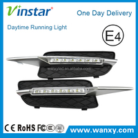 OE Fitting 18W High Power led drl LED Daytime Running Lights Assembly For BMW E70 X5 07-09 (Pre-LCI)