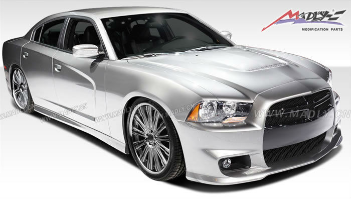 Body kits for 2011-2013 Dodge Charger Duraflex SRT Look