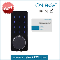 Electronic password keypad locker digital cabinet lock for office hotel home swimming pool