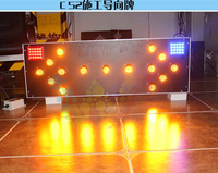 1200*400mm LED Traffic Light Truck Mounted Arrow Board Sign for Construction