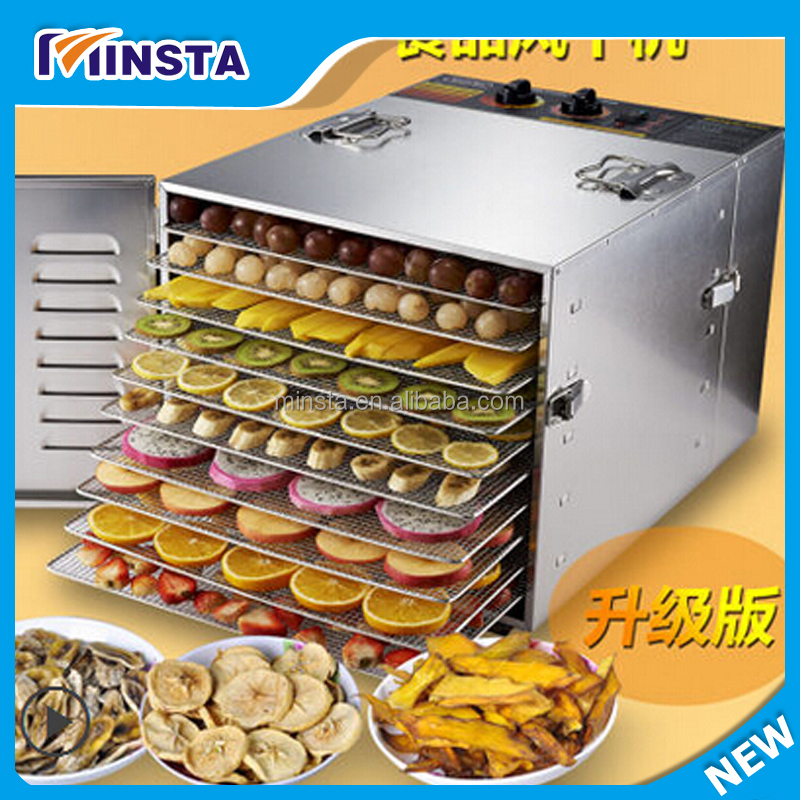 <strong>Food</strong> Dehydrator with 10 trays and 1pc of fruit roll sheet baby <strong>food</strong>, pet <strong>food</strong>, snacks, fruit, jerky, herbs ect
