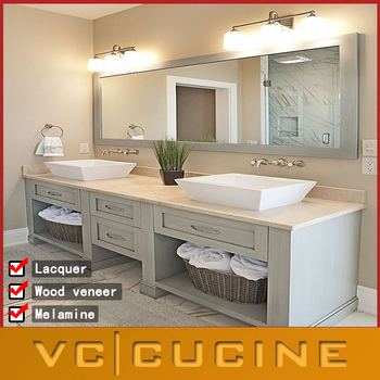 American standard l shaped bathroom vanity