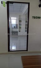 Sliding Door with Aluminum Door Frame and Mosquito Net