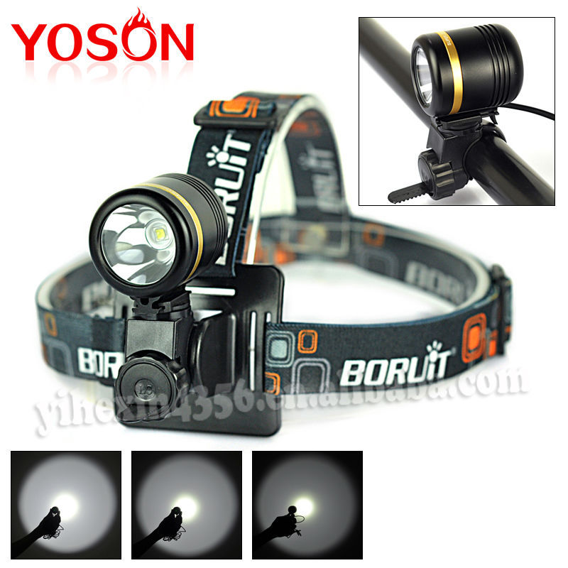 Led Headlamp Rechargeable <strong>U2</strong> Led Outdoor Bike Headlamp 6modes High Power Led Headlamp