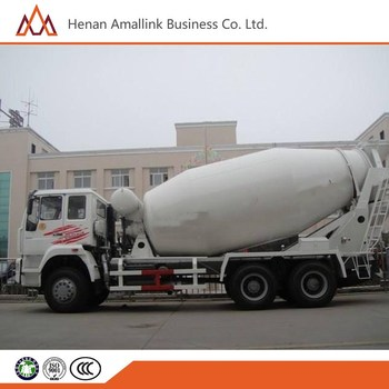 New foton 6X4 350Hp Transit Mixer Truck/ Cement Mixer Truck made in china