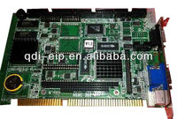 386 Industrial ISA Half-size CPU Card With PC-104 and LCD