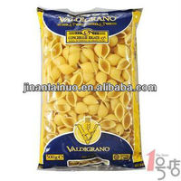 Single-screw extruder macaroni/pasta snack food processing line