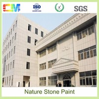 Exterior wall coating texture finish/ exterior coloured textured coating paint