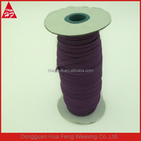 factory wholesale Newest high quality customized colored braided elastic
