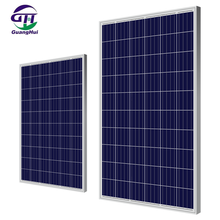 Hot sale cheap price 100w 150w 250w 300w paneles solares fotovoltaicos from factory