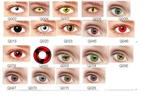 New Arrive Colour Contacts lenses optical lenses