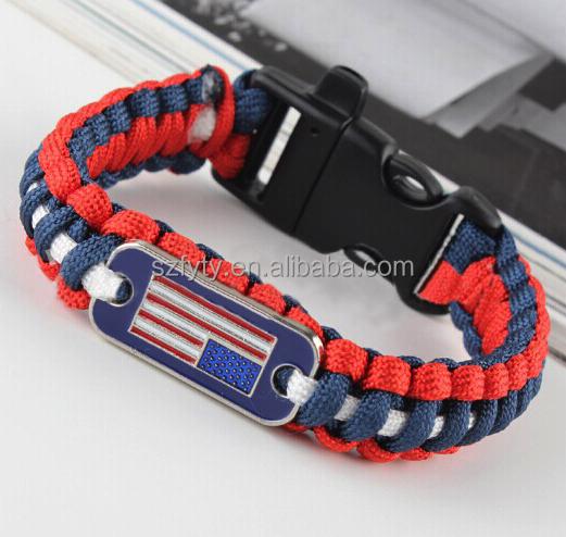 2 color paracord bracelet instructions with buckle