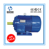 Y series (IP23) machinery 700w electric motor capacitor
