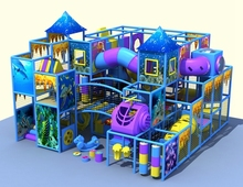 Good Quality Funny Indoor Playground Castle