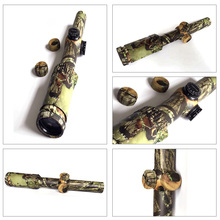 Camouflage 1-4x24 Red Dot Sight Tactical Illuminated Riflescope