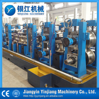 carbon steel high frequency weld pipe mill/tube mill