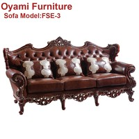 Best quality Full size Antique design handmade sofa cover