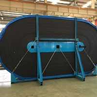 Cold Resistant Conveyor Belts For Coal