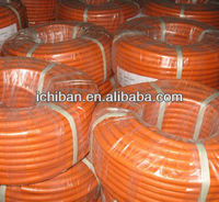 smooth fibre reinforced LPG propane rubber NBR oil hose for cooling system
