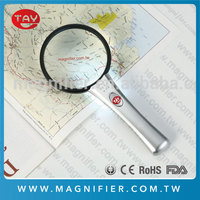 Hot Sale great north brightfield electric magnifying glass magnifier