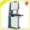 Vertical Industrial Frequency Converter Metal Cutting Band Saw